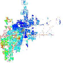 Map Of Texas Amarillo.Amarillo Texas Tx Profile Population Maps Real Estate