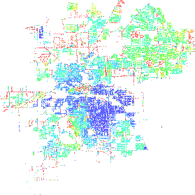Fort Wayne Indiana In Profile Population Maps Real Estate
