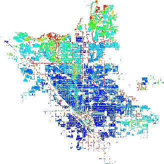Map Of California Fresno.Fresno California Ca Profile Population Maps Real Estate