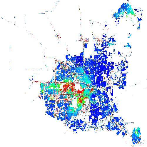 Demographic Map Of Houston on
