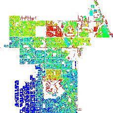 Palm Bay Florida Map.Palm Bay Florida Fl 32907 32908 Profile Population Maps Real