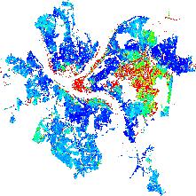 Pittsburgh Pennsylvania PA Profile Population Maps Real - Pittsburgh pa on us map