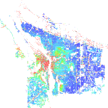 Portland Oregon OR Profile Population Maps Real Estate - Portland oregon usa map