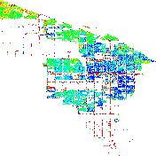 Rialto California CA 92376 profile population maps real estate