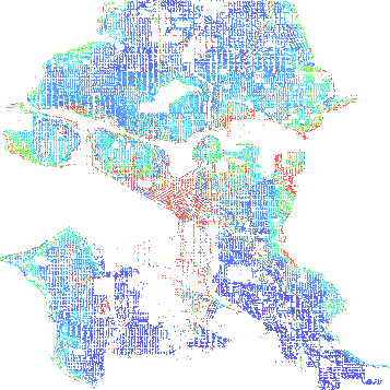 Seattle, Washington (WA) profile: population, maps, real estate ...
