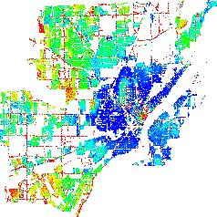 Toledo Ohio OH profile population maps real estate averages