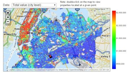 CityDatacom Stats About All US Cities Real Estate - Map of the usa