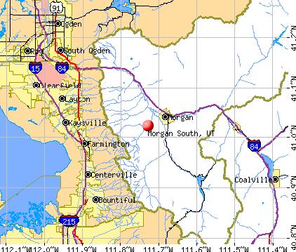 Morgan South Utah UT Profile Population Maps Real