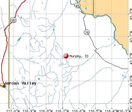 Murphy, ID map