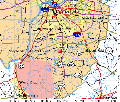 Shepherdsville Northwest Kentucky Ky Profile