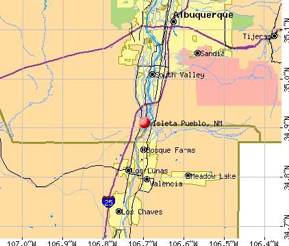 Isleta Pueblo New Mexico Nm 87022 Profile Population