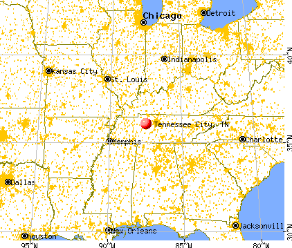 Tennessee City Tennessee TN Profile Population Maps - Tennessee cities map