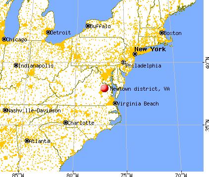 virginia sex offender map