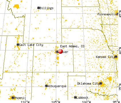 East Adams Colorado Co 80136 Profile Population Maps Real