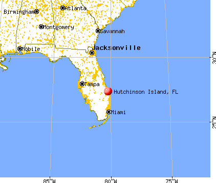 Hutchinson Island Florida FL 34949 Profile Population