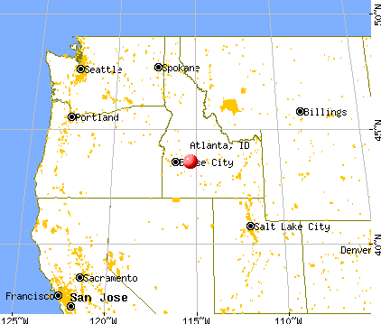 Atlanta Idaho Id 83647 Profile Population Maps Real Estate
