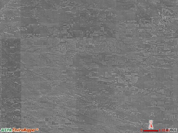 Lambert satellite photo by USGS