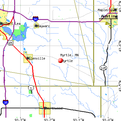 Mn sex offenders map