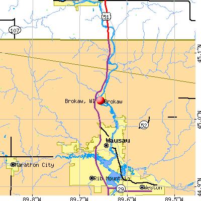 Zip Code For Marathon City Wisconsin