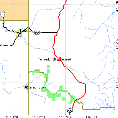 Tensed, ID map