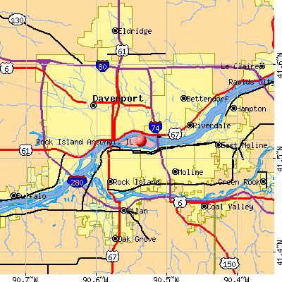 Rock Island Illinois City Data