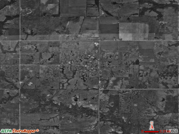 Stidham satellite photo by USGS