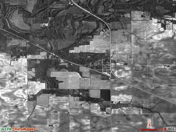 Allenville, Illinois (IL 61951) profile: population, maps, realallenville village