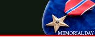Celebrating Memorial Day!