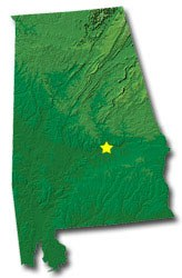 Alabama State Map Cities Missouri Map Alabama Maps And Atlases - Us state map with major cities
