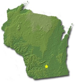 Wisconsin Smaller Cities, Towns, and Villages (between 1000 and ...